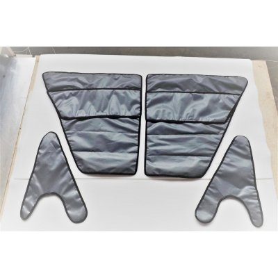Комплект обшивки дверей на УАЗ Хантер 469 (3151)
