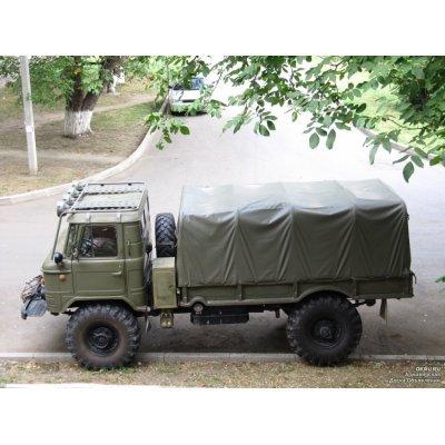 Тент на ГАЗ 66