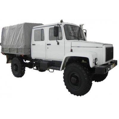 Тент на ГАЗ 33081 Егерь